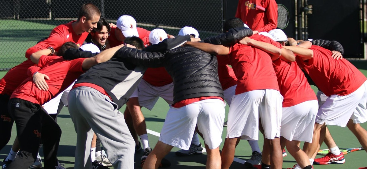 CMS Men's Tennis to Play in Prestigious Hall of Fame Grass Court Invitational