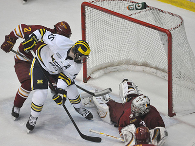 FSU Hockey Drops Game One Of Top 10 Battle
