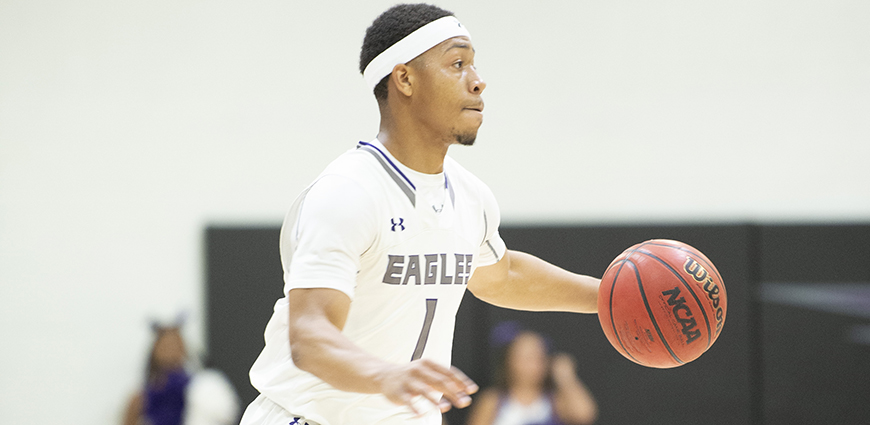 Bryson Johnson scored 29 points against Millsaps College.