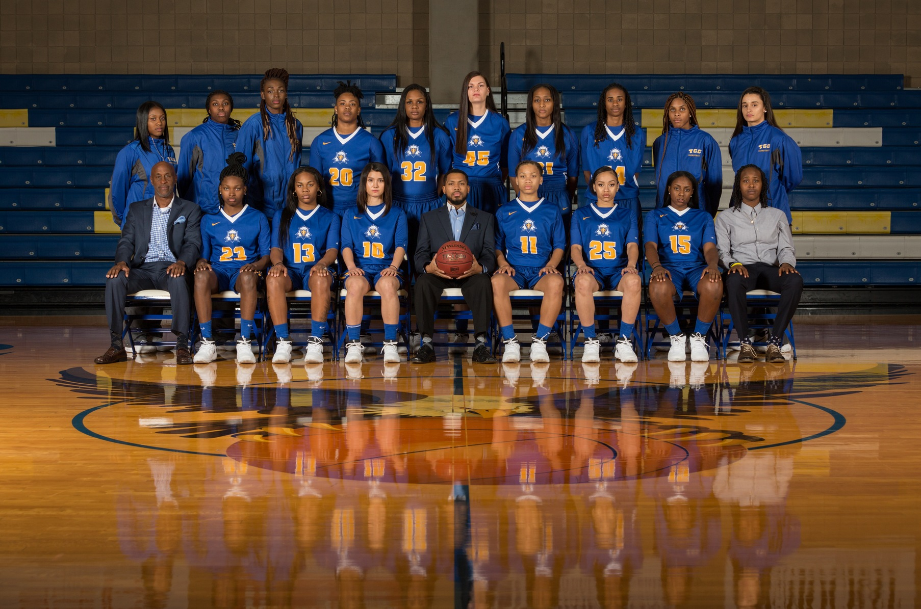 2017-18 Tallahassee Community College Women's Basketball