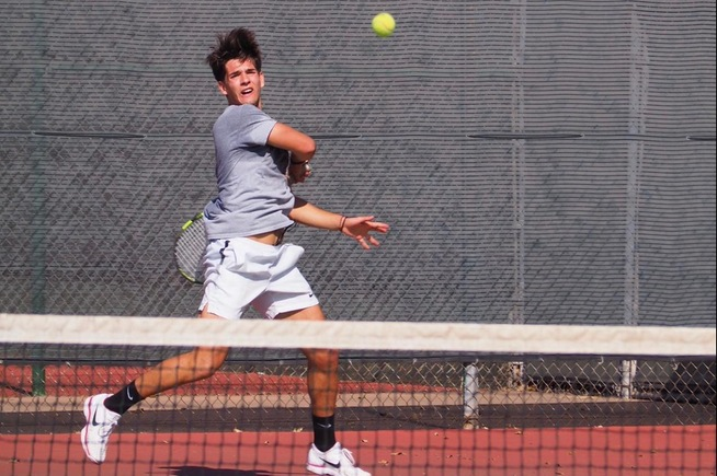 The Falcons defeated Westmont College, 7-2