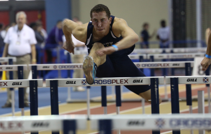 Men's Track & Field Kicks Off Indoor Slate at BSC Icebreaker Meet