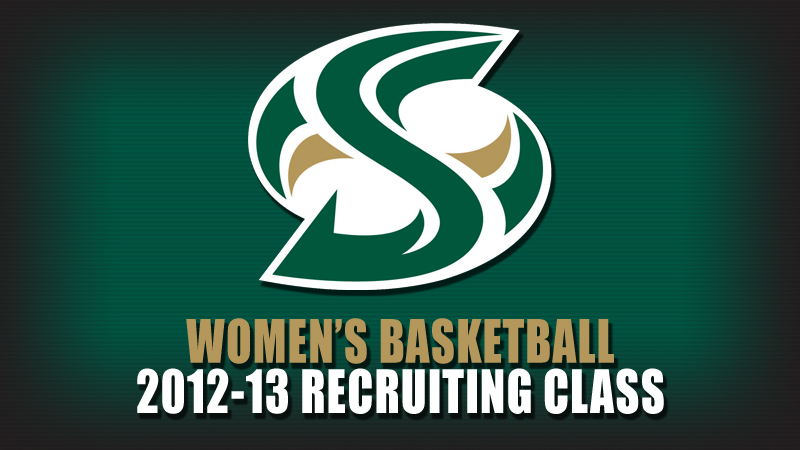 Women's Hoops Signs Three to 2012-13 Class