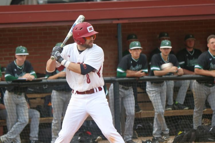 Baseball Felled by Marlins in ODAC Doubleheader, 8-4 and 5-2