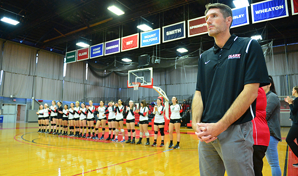 Head coach Mickey Cahoon has guided Clark to consecutive appearances in the NEWMAC Finals and in 2016, the program's first-ever NCAA Tournament victory.