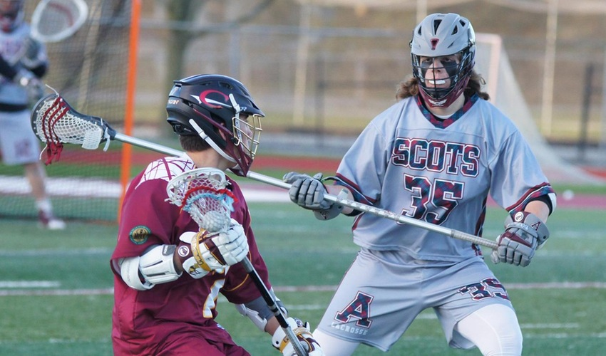 Comeback by men's lacrosse falls short at Hendrix