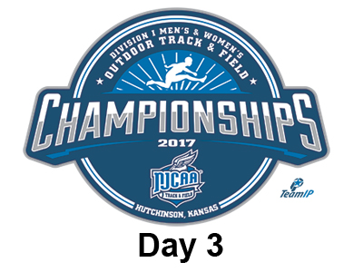 Men's and women's track and field both finish 14th at NJCAA championships