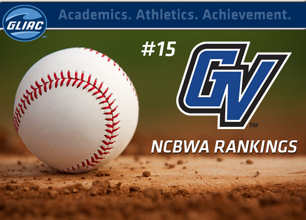 Grand Valley State Revealed at No. 15 in 2015 NCBWA Preseason Poll