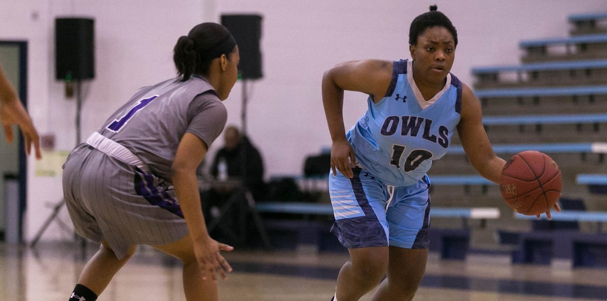Prince George's Women's Basketball Upended By Montgomery College