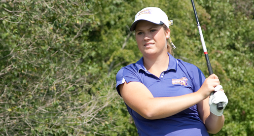 Tech tied for eighth, Hoffman leads Golden Eagles at F&M Bank tourney
