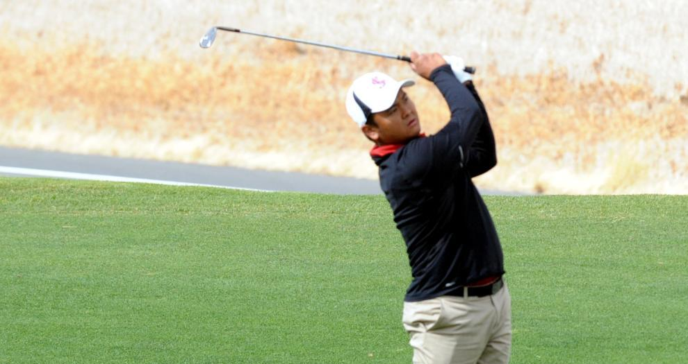 Injuries Derail Promising Season for Men's Golf