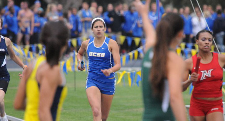 Gauchos Head to Irvine for All-UC Meet