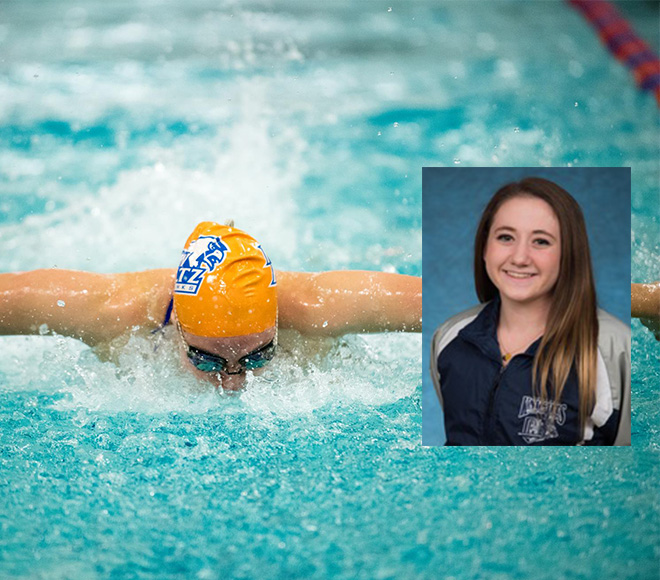 SUNYAC announces Women's Swimming & Diving Athletes of the Week