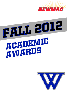 Twenty-Three Wellesley Student-Athletes Named Fall Academic All-Conference