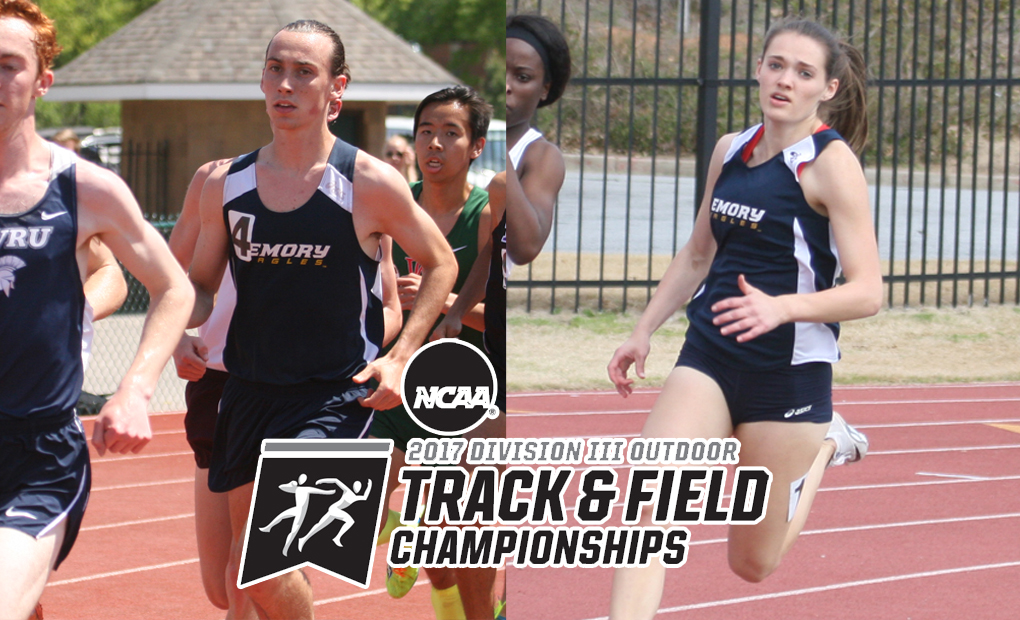 Emory Track & Field Sees Nine Selected to NCAA Division III Championships