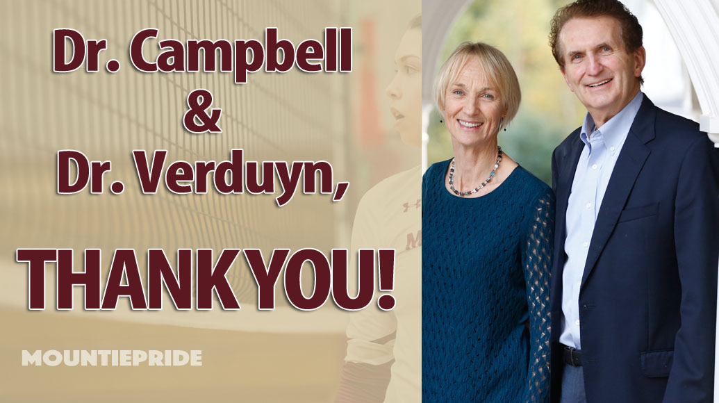 Thank you Dr. Campbell and Dr. Verduyn!