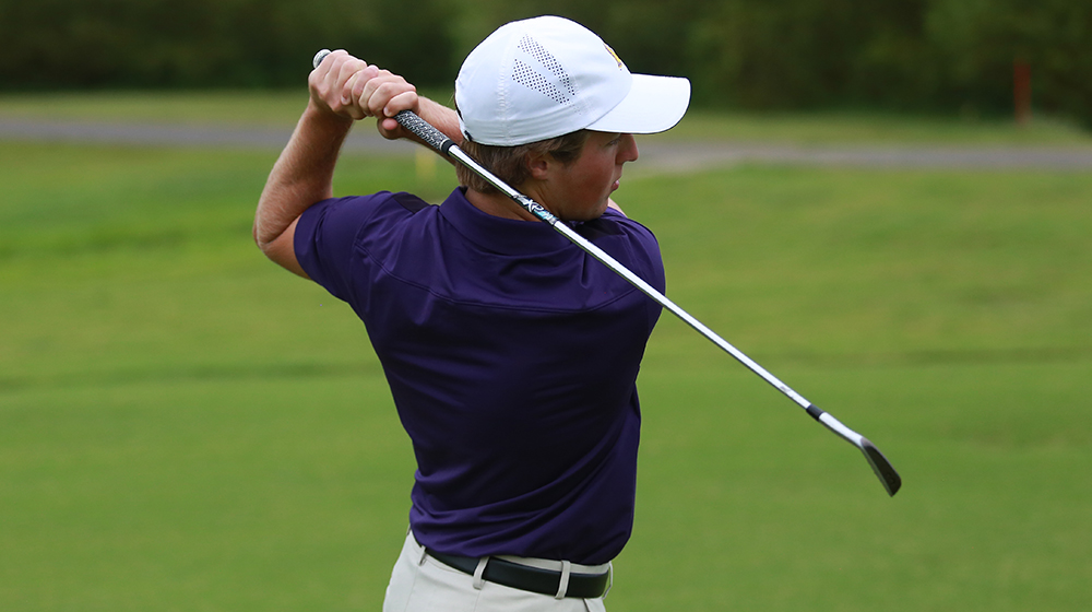 Tech men's golf team snags second-place showing at Samford Intercollegiate