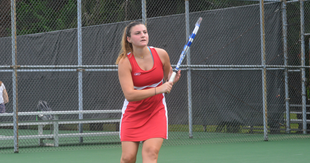 Women's Tennis Improves to a Perfect 5-0 Record