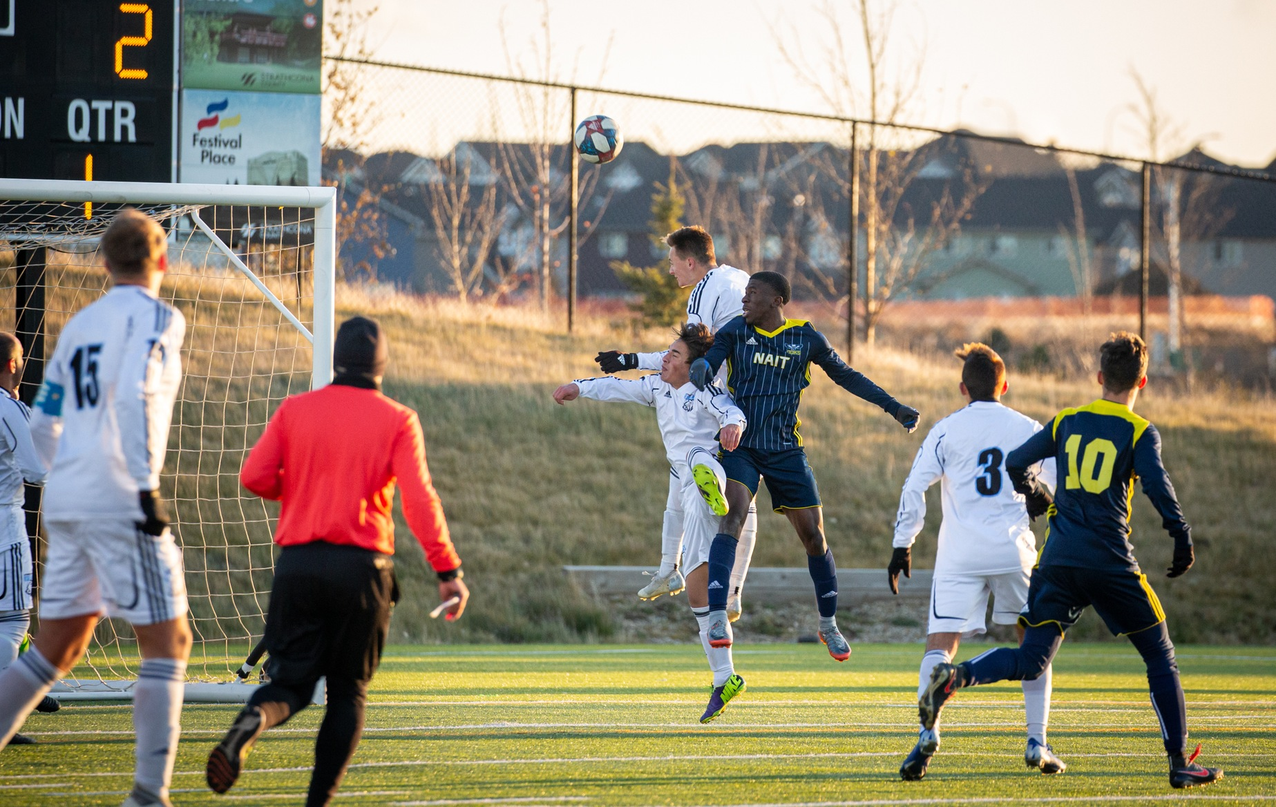 Ooks fall to Kodiaks in semi-final