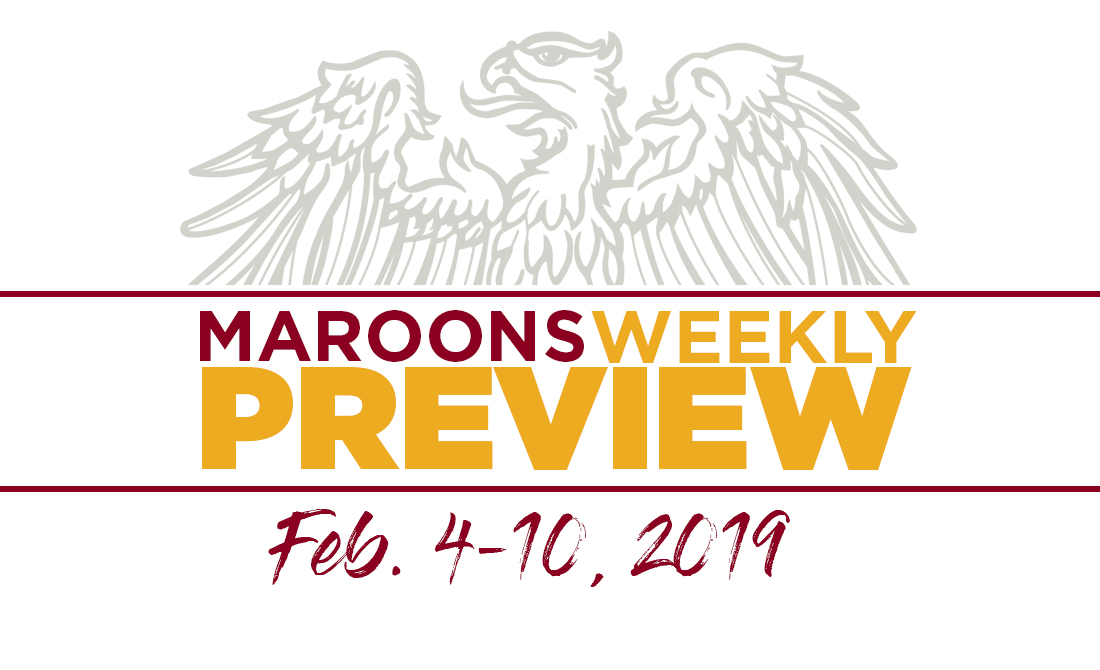 UChicago Athletics Preview: February 4-10
