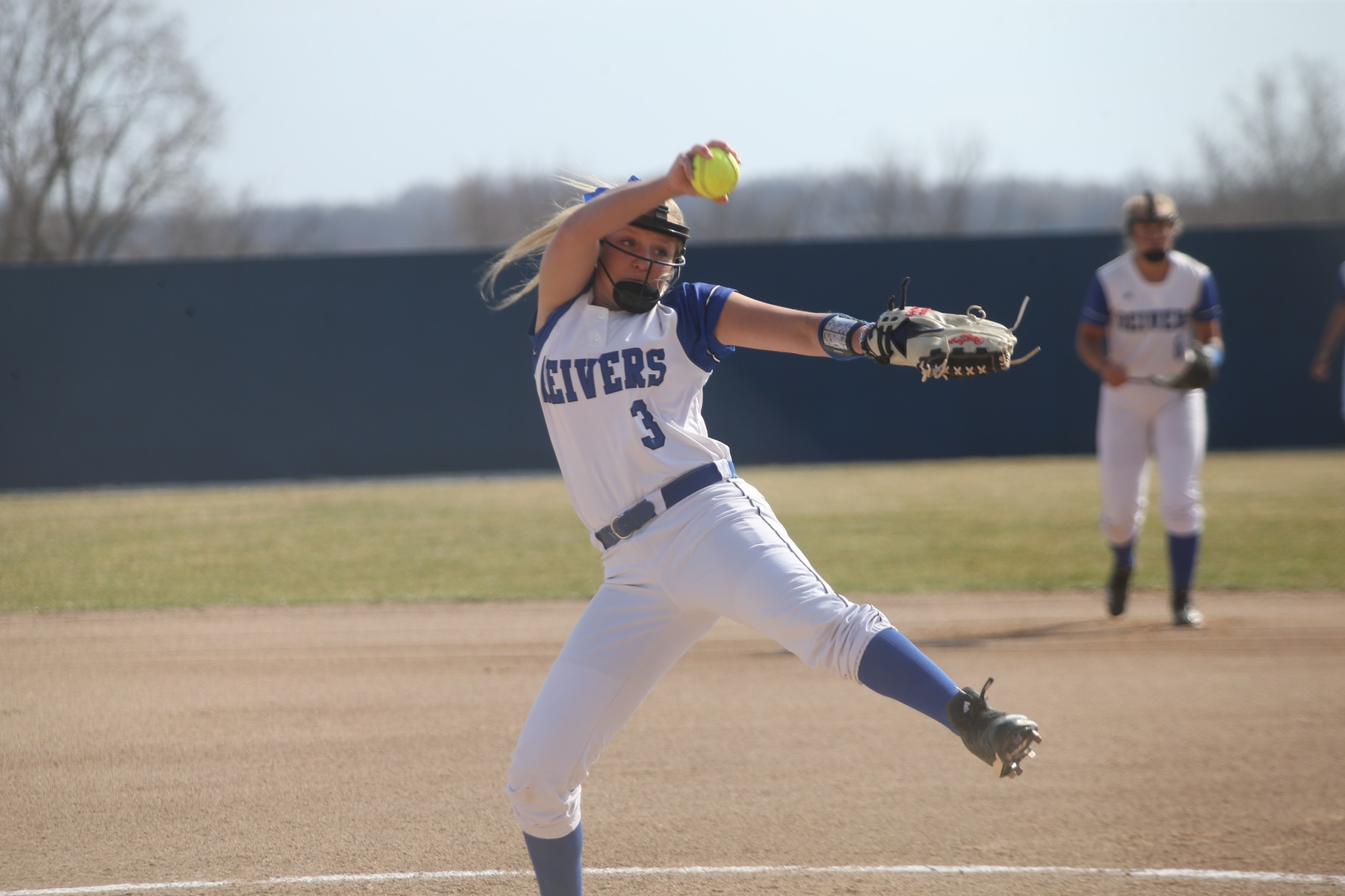 Reivers take a pair at Ellsworth