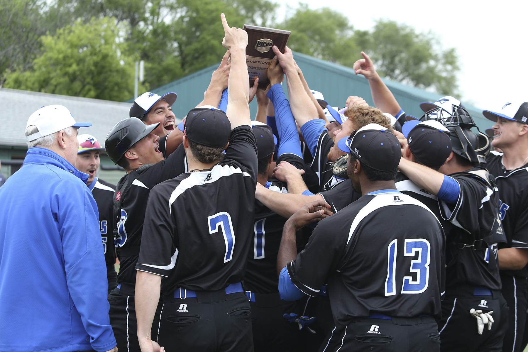 Reivers sweep their way to 18th JUCO World Series appearance!