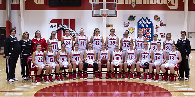 2016-17 Wittenberg Women's Basketball