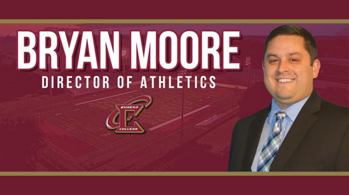 Moore Appointed Eureka Director of Athletics