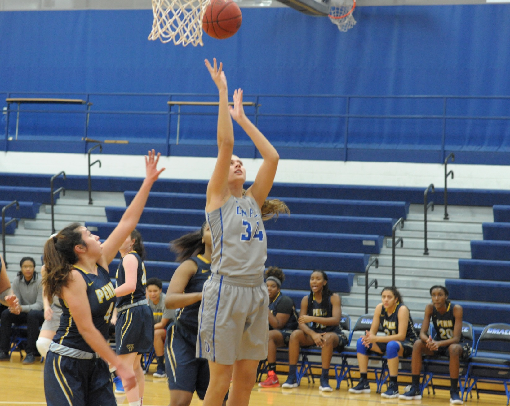DMACC Women's Basketball Team Falls to Grand View JV, 81-72
