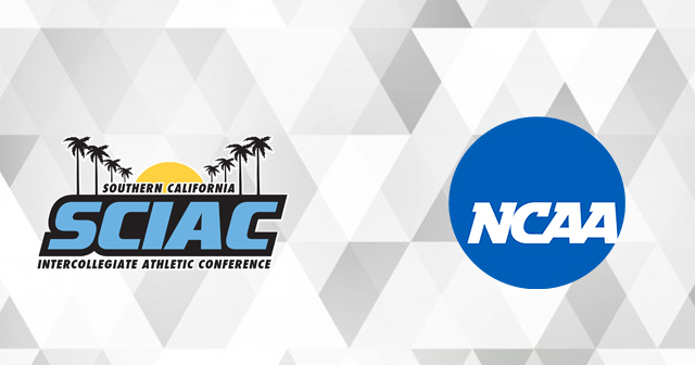 SCIAC Spring Teams Head to NCAA Division III Championships