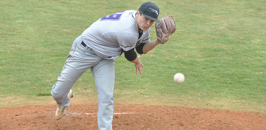Dalton Spurgeon struck out 11 batters in a loss against Spalding.