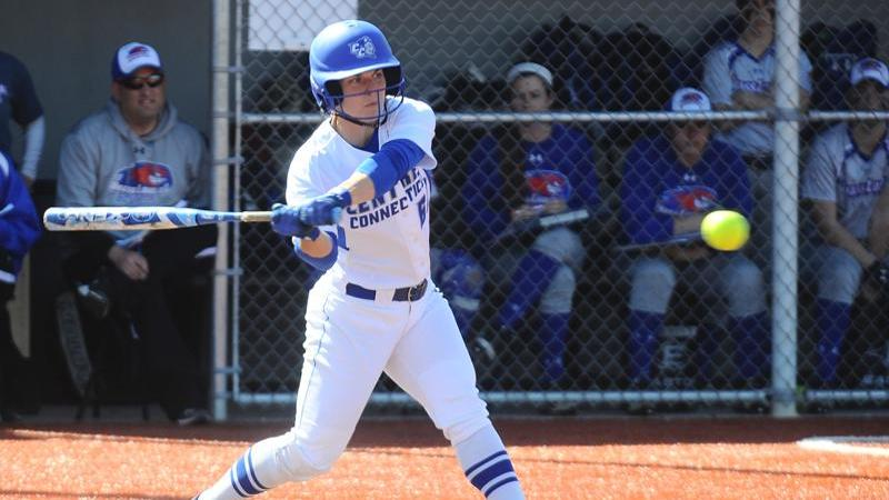 Softball Splits with Bryant Sunday to End Streak