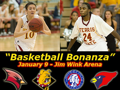 """Basketball Bonanza"" On Jan. 9 At Wink Arena"