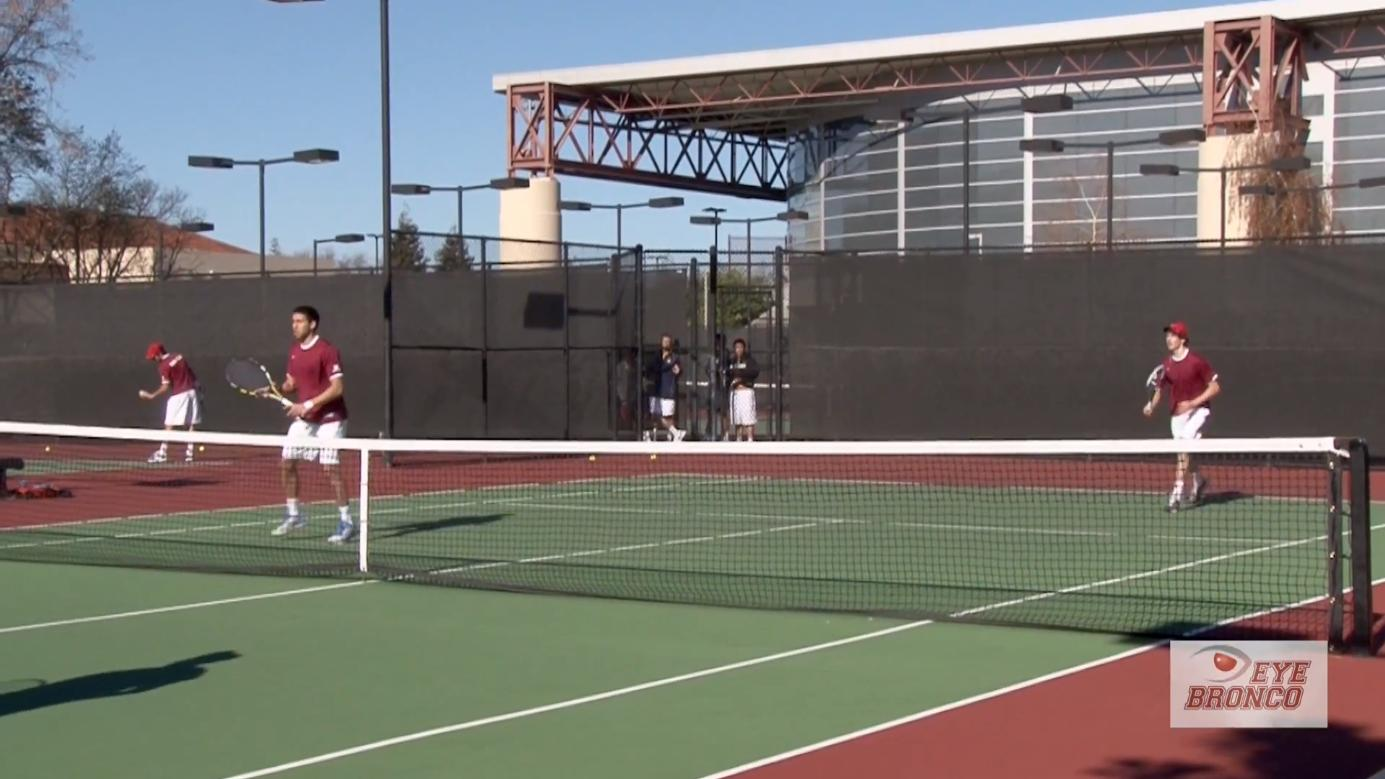 No. 57 Men's Tennis Falls At No. 49 Pepperdine