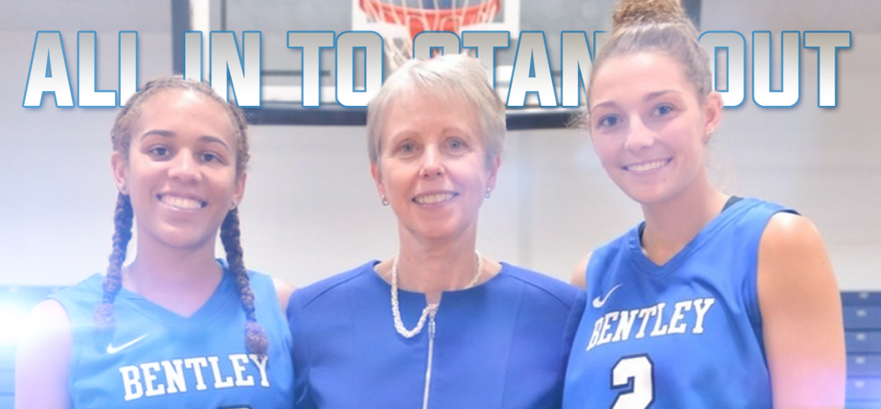 HISTORY! Bentley's Barbara Stevens Wins her 1,000th Career Game