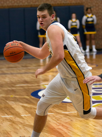 Shenandoah Men's Basketball Stings Emory & Henry, 80-78, In ODAC Action Saturday