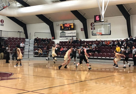 Beavers Handle Business in 83-74 win at Eureka