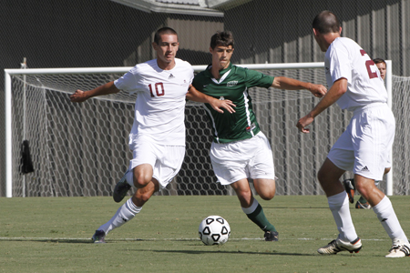 Roanoke Blanks Eagles In ODAC Play