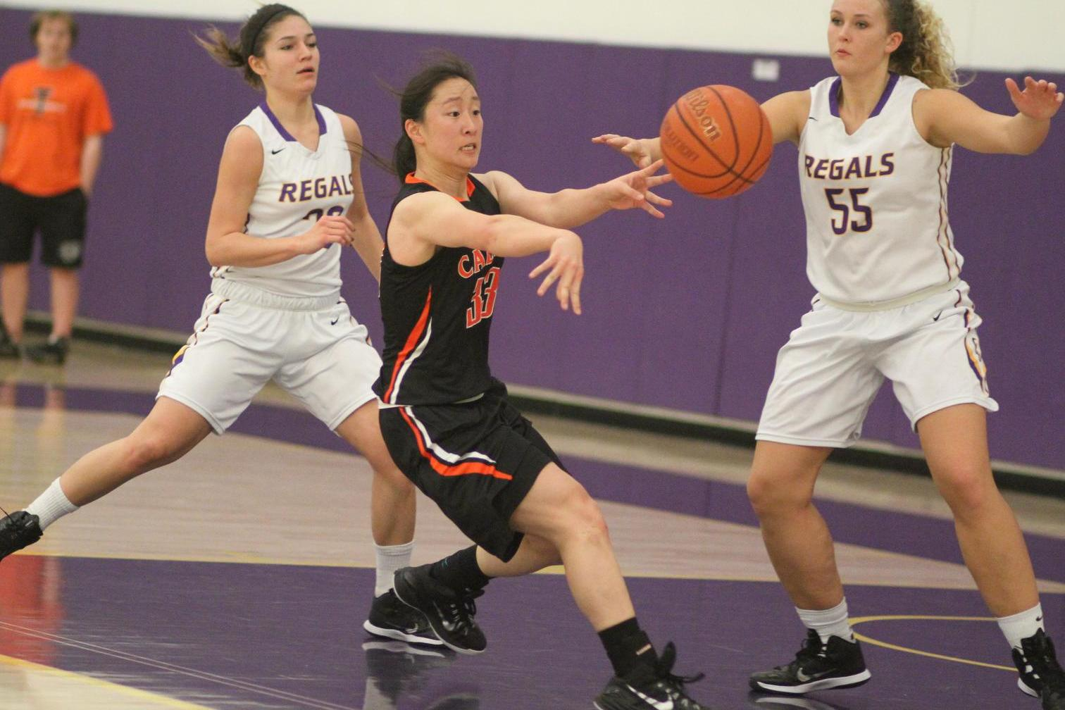 Wong Explodes for 24 Points in Opener Against Linfield
