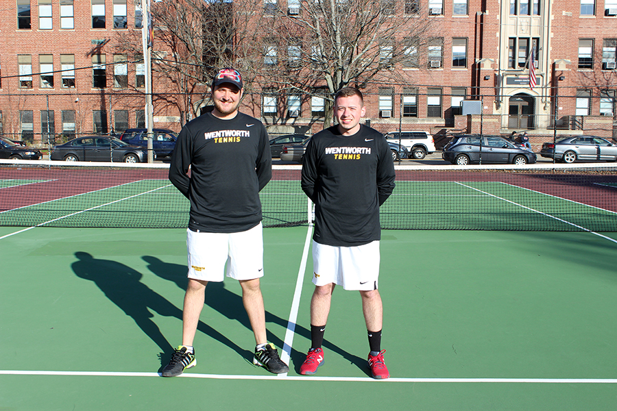 Men's Tennis Ends Season on High Note
