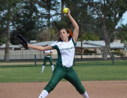Softball Topped By Chapman In Twinbill