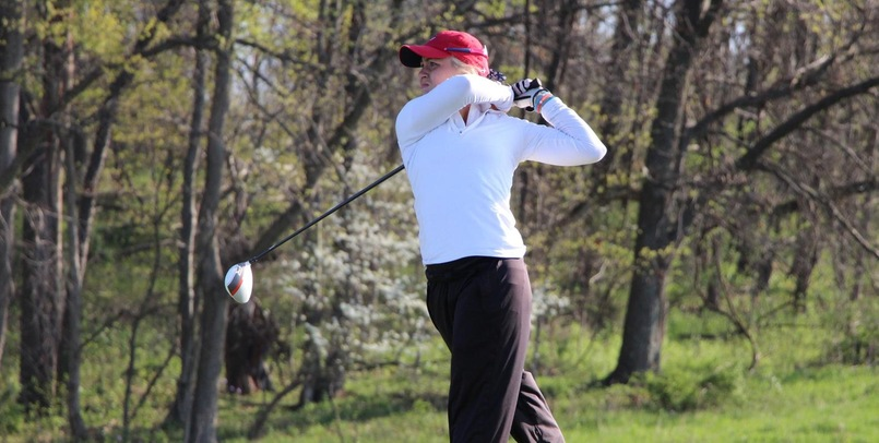 Shelbe Cahill carded a program record score of 76 in Friday's opening round of the 2017 GLIAC Championships...