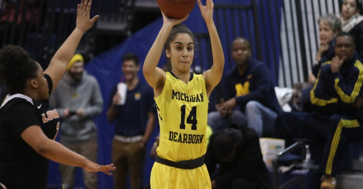 Wolverines win 20th game of the season