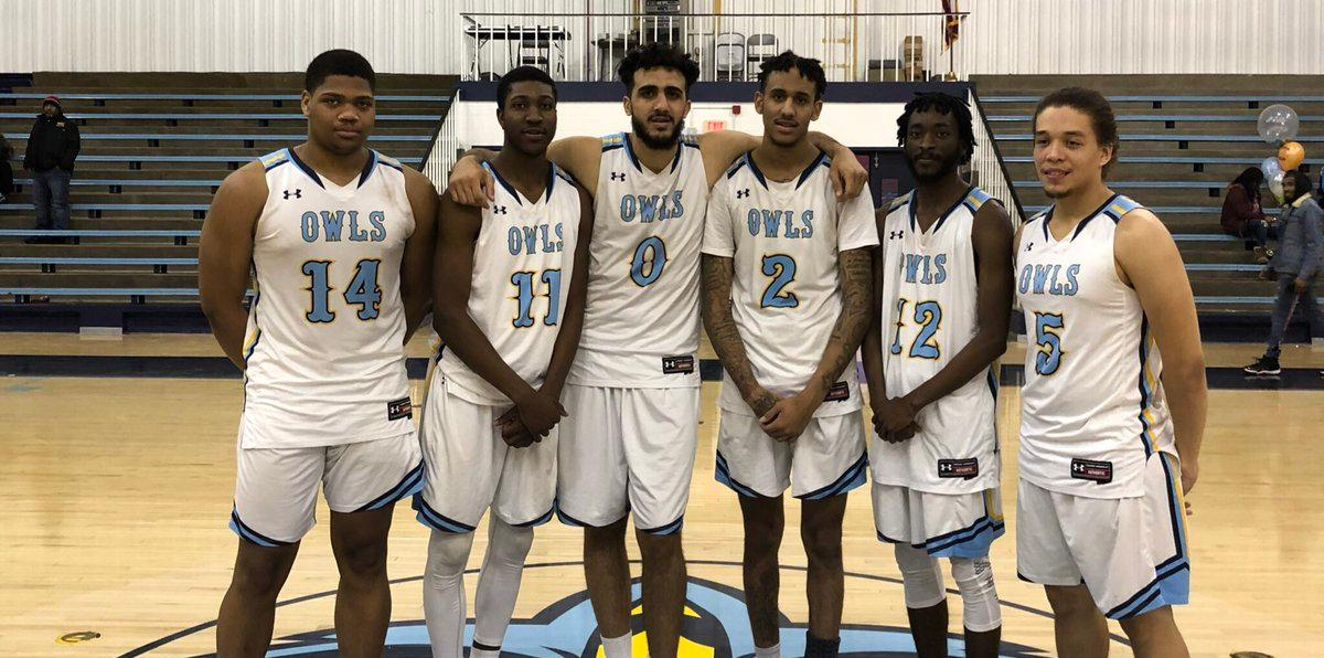 Great Season Ends For Prince George's Men's Basketball In NJCAA Division IIIv District VII Championship Game