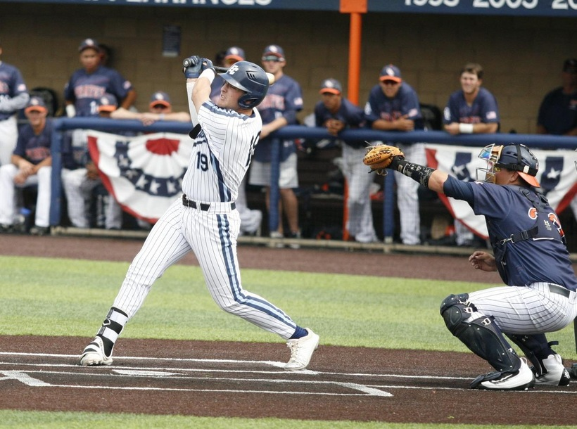 Baseball's Season Ends at Orange Coast College