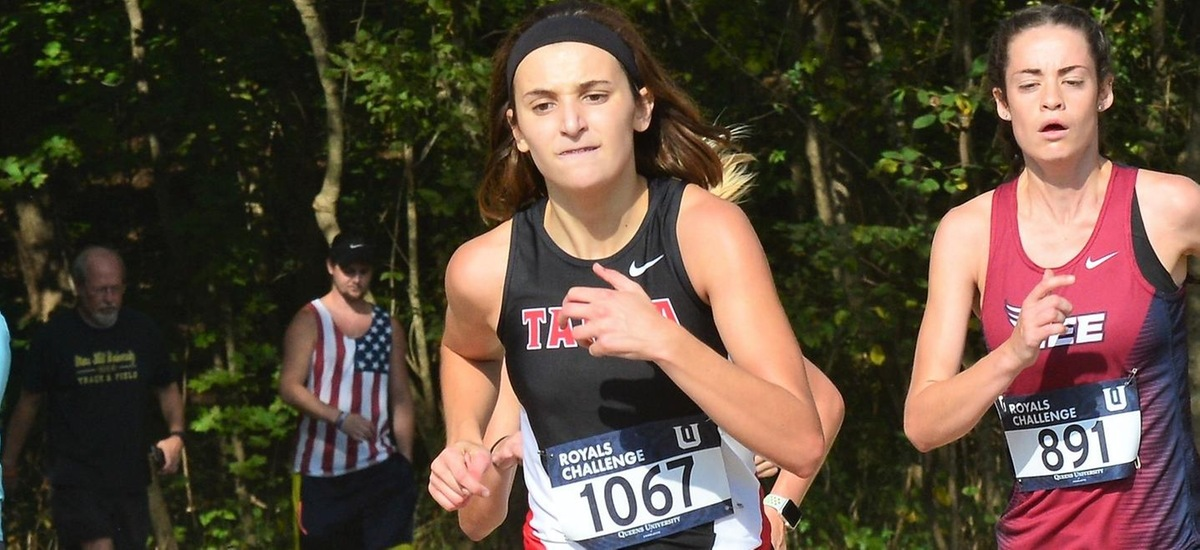 Running Fast and Overcoming Obstacles Continues to Define Zoe Jarvis