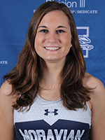 Women's Track Athlete of the Week - Lily Cooper, Moravian