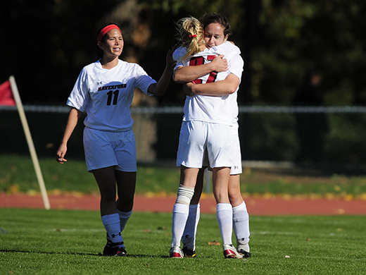Top 10 Tuesday: Women's Soccer Gains At-Large Bid to NCAA Tournament