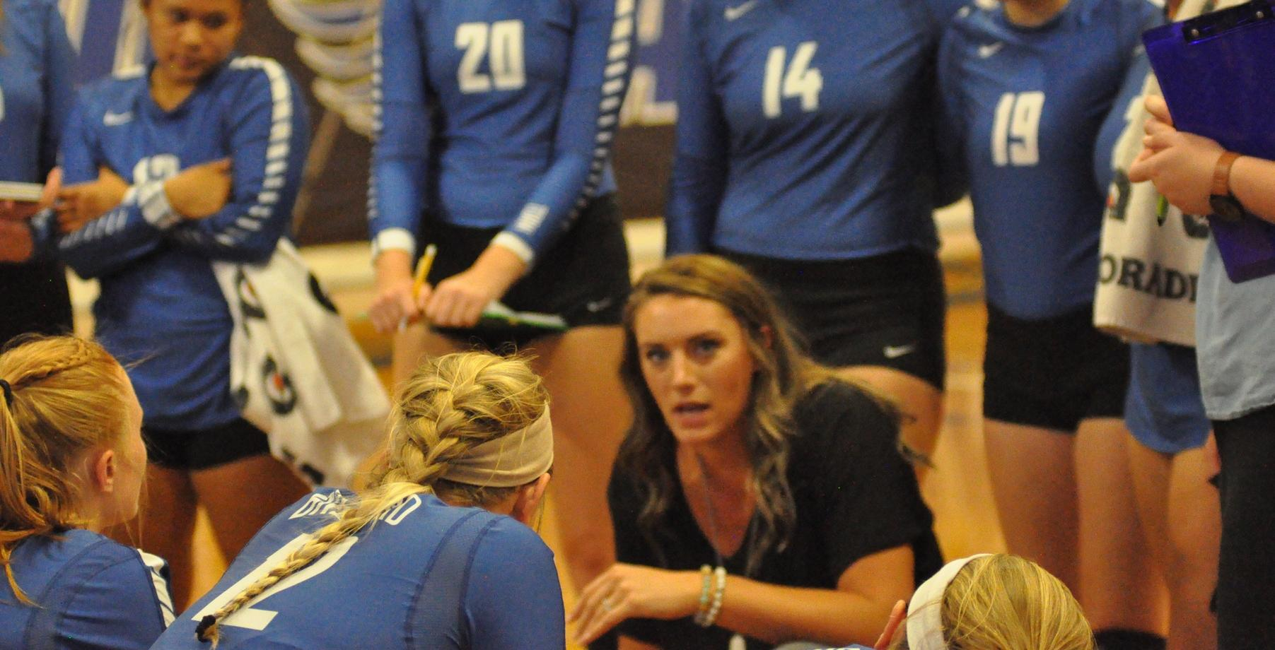 Volleyball Season Closes At Covenant