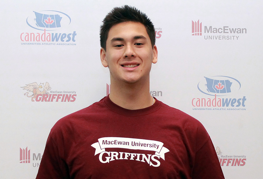 Sherwood Park's Alex Jap will join the MacEwan University Griffins men's basketball team for the 2018-19 season.